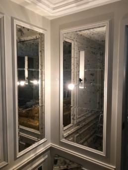 miroir ancien paris