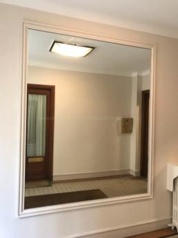 miroir sur-mesure entrée paris