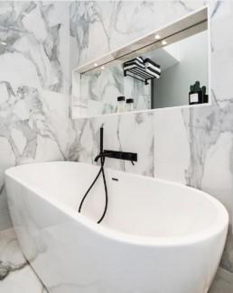 miroir de salle de bain sur-mesure